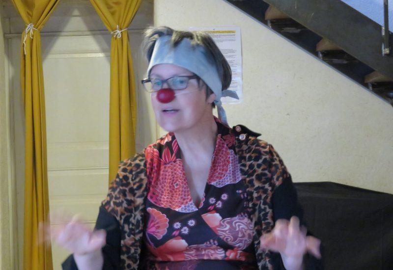 Mon clown