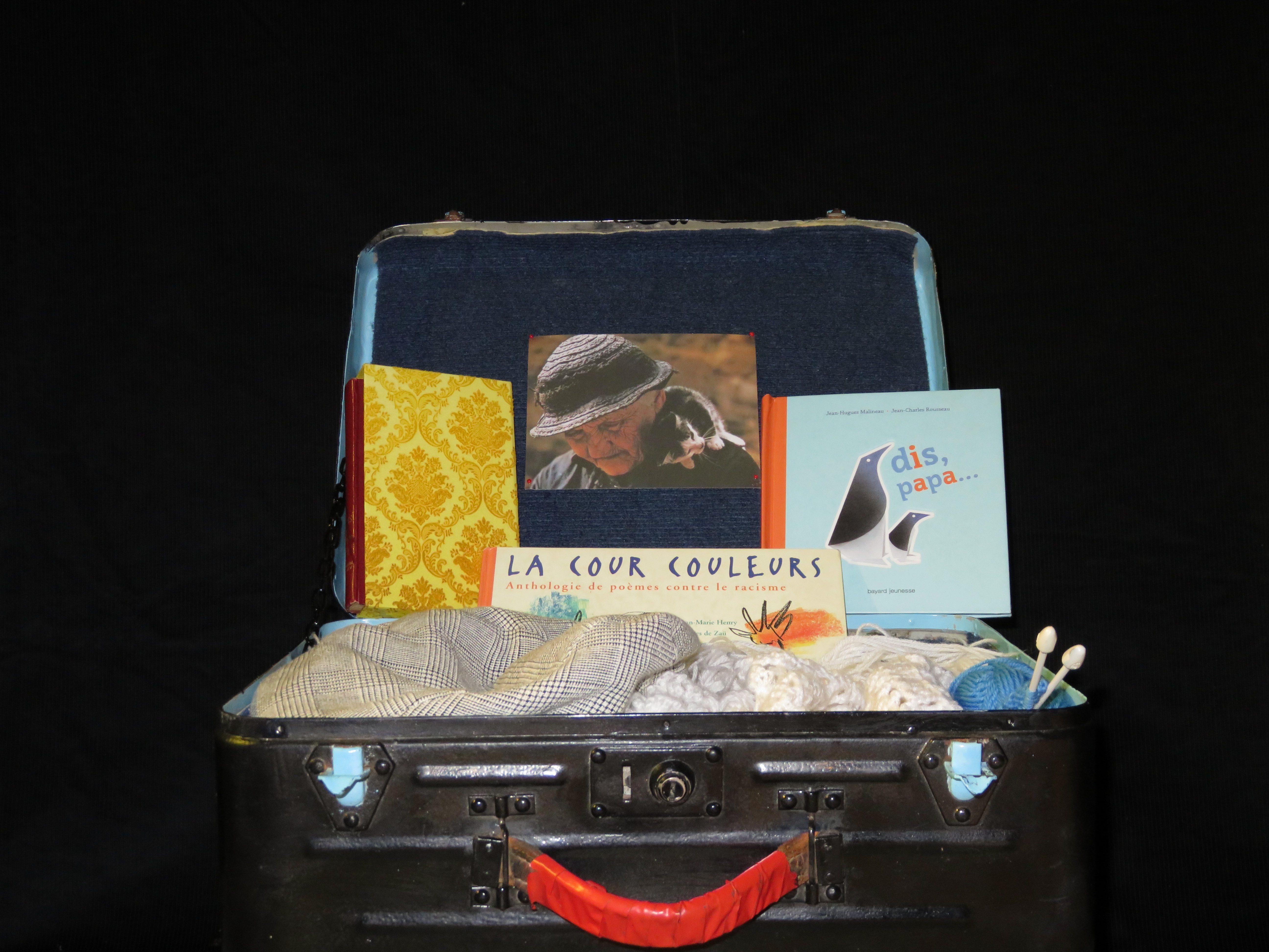 La valise de mémé